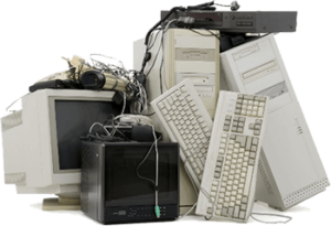 Electronic recycling and removal services | universal waste management